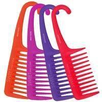 Beter - Гребень для кучерявых волос с ручкой Viva Sweet Hair Comb - 22.5 см (17349)