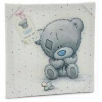 Картинка белая MTY (Me To You) - Мишка с соской (арт. G92Q0008)