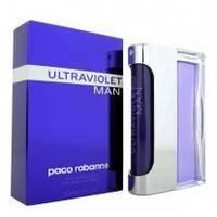Paco Rabanne Ultraviolet Man -  Набор (туалетная вода 50 + гель для душа 50 + после бритья 50)