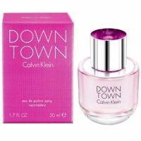 Calvin Klein Downtown - Набор (парфюмированная вода 90 + лосьон для тела 200 + парфюмированная вода mini 10)