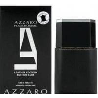 Azzaro Pour Homme Leather Edition - туалетная вода - 100 ml