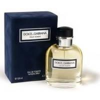 Dolce Gabbana pour homme -  Набор (туалетная вода 125 + туалетная вода 40)