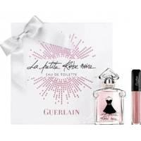 Guerlain La Petite Robe Noir - Набор (туалетная вода 50 + блеск для губ 7.5)