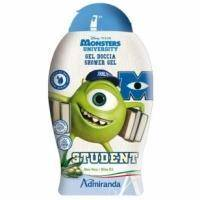 Admiranda - Гель для душа экстрактом масла оливы и алоэ-вера Monster University - 250 ml (арт. AM 71664)