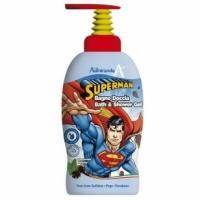 Admiranda - Гель-пена для душа Superman - 1000 ml (арт. AM 79002)