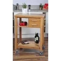 Kesper - Кухонная тележка, бамбук 69 x 49 x 86 см (арт. 25793)