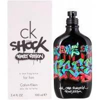 Calvin Klein CK One Shock Street Edition for Him - туалетная вода - 50 ml TESTER