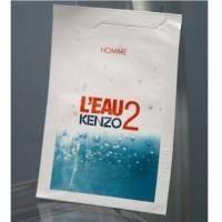 Leau 2 Kenzo pour Homme - туалетная вода - пробник (виалка) 1 ml