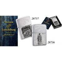 Зажигалка Zippo - Jack Daniels-Scenes from Lynchburg (28736)