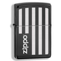 Зажигалка Zippo - Flag Ebony (323739)