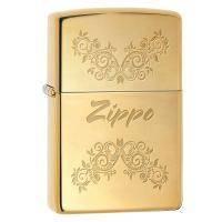 Зажигалка Zippo - Floral Zippo (323948)