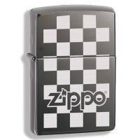 Зажигалка Zippo - Zippo Checkerboard Black Ice (324678)