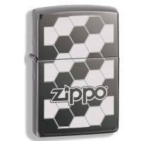 Зажигалка Zippo - Zippo Honeycomb Black Ice (324680)