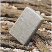 Зажигалка Zippo - Antique Silver Plate (121FB)