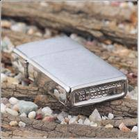 Зажигалка Zippo - Brushed Chrome (1600)