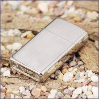 Зажигалка Zippo - Ribbon High Polish Chrome (1615)
