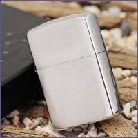 Зажигалка Zippo - Brushed Chrome Armor (162)