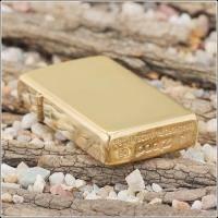 Зажигалка Zippo - Solid Brass High Polish (1654B)