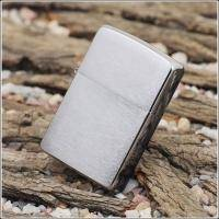 Зажигалка Zippo - Brush Finish Chrome (200)