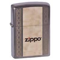 Зажигалка Zippo - Satin Chrome (200.379)