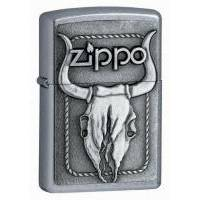 Зажигалка Zippo - Bull Skull Emblem (20286)