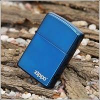 Зажигалка Zippo - Sapphire Zippo (20446ZL)