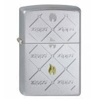 Зажигалка Zippo - With Zippo Logo (205.562)