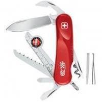 Wenger - Армейский нож Evolution красный (арт. 1.12.29.300)