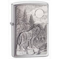 Зажигалка Zippo - Timberwolves (20855)