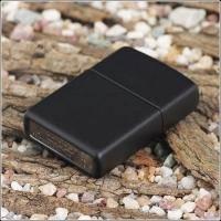 Зажигалка Zippo - Black Matte (218)