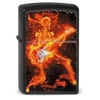 Зажигалка Zippo - Guitarist (218.431)