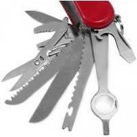 Wenger - Армейский нож Evolution красный (арт. 1.28.09.300)