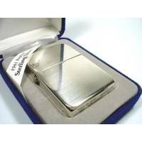 Зажигалка Zippo - 1941 Replica Hand Satin Sterling Silver (24)
