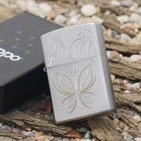 Зажигалка Zippo - Golden Butterfly (24339)