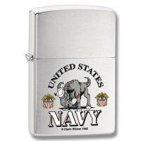 Зажигалка Zippo - US Navy (24533)