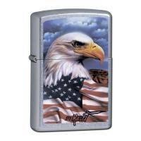 Зажигалка Zippo - Freedom Watch (24764)