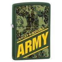 Зажигалка Zippo - U. S. Army (24828)
