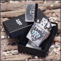 Зажигалка Zippo - Crown and Cross (24875)