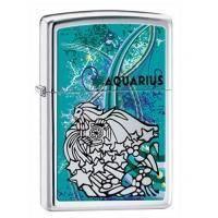 Зажигалка Zippo - Zodiac Aquarius (24929)