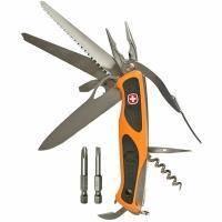 Wenger - Армейский нож RangerGrip оранжевый (арт. 1.77.95.827)