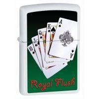 Зажигалка Zippo - Royal Flush (28038)