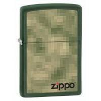 Зажигалка Zippo - Digital Zippo Green (28036)