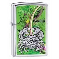 Зажигалка Zippo - Zodiac Cancer (24934)