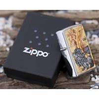 Зажигалка Zippo - Zodiac Leo (24935)