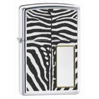Зажигалка Zippo - Zebra Print (28046)