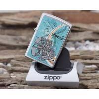 Зажигалка Zippo - Zodiac Scorpio (24938)