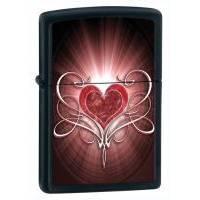 Зажигалка Zippo - Heart (28043)