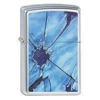 Зажигалка Zippo - Broken Glass (250.325)