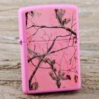 Зажигалка Zippo - Realtree Pink (28078)