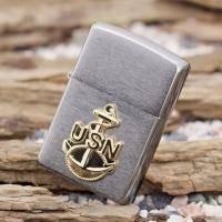 Зажигалка Zippo - Navy Anchor (280ANC)